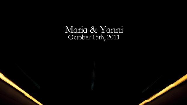 Maria & Yanni Express wedding video edit by INterFace Photo Video. http://www.interfacemedia.net