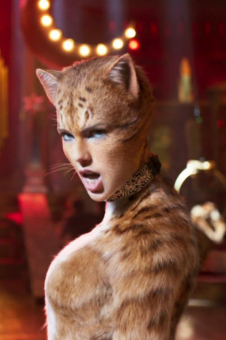 Hear Taylor Swift S Haunting New Song For The Cats Soundtrack Beautiful Ghosts Cat Movie Happy Animals Cats