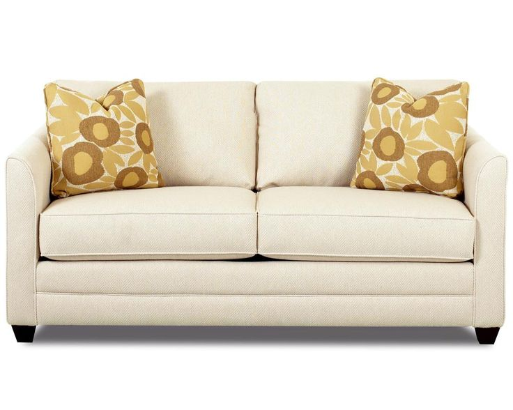 Tilly Regular Sleeper Sofa By Klaussner Width Side To