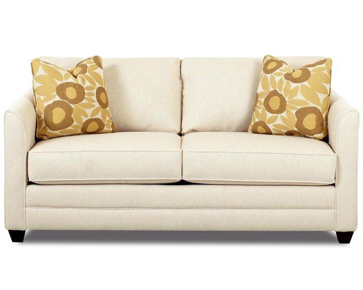 Tilly Regular Sleeper Sofa By Klaussner Width Side To