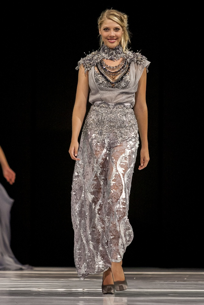 Expo 4 Brides, F Wilson - Elements Collection 2013, as featured Fashion Week Las Vegas