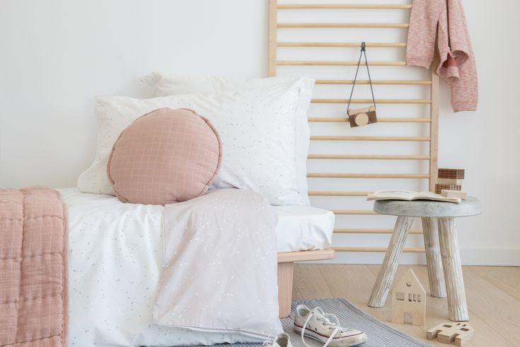 Ropa de cama infantil. Diseñada y fabricada en España. Ropa de cama infantil Girls Room Deco #duvetcover #fundanordica #kidsroom