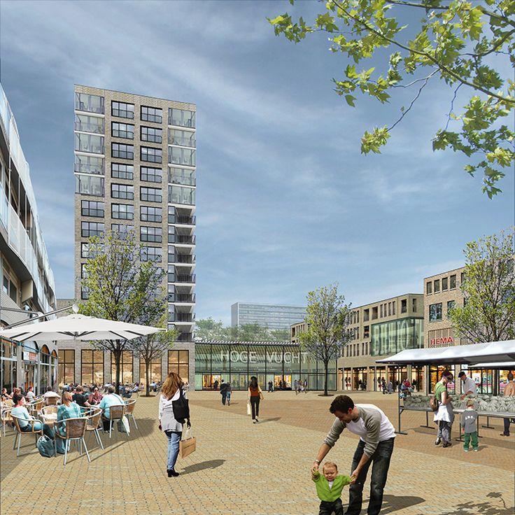 Stedenbouwkundig plan voor de uitbreiding en herstructurering van het…