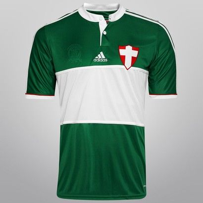 Camisa Adidas Palmeiras 2014 s/nº - Savoia - Mundo Palmeiras