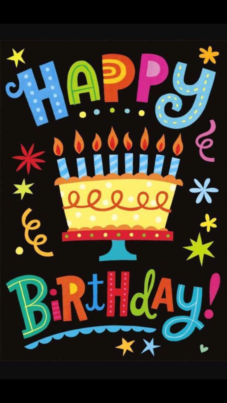 114 Best Happy Birthday Images On Pinterest Happy Birthday