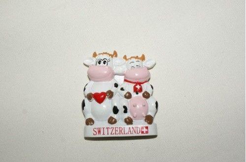 Mumu Cow fridge magnet
