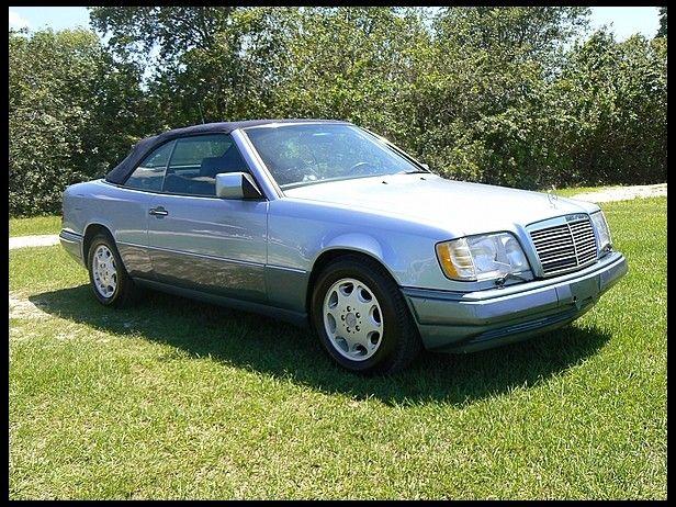 1994 Mercedes-Benz E320 | Mecum Auctions