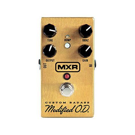 MXR Custom Badass™ Modified O.D. M77