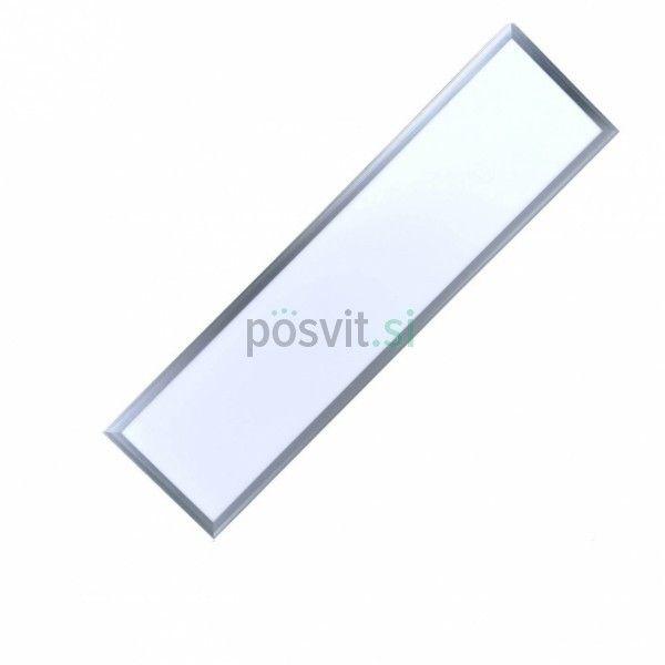 TESLA LED panel 300x1200mm 43W 230V 4000K 3100lm životnost 35 000 hodin 120° CRI≥80