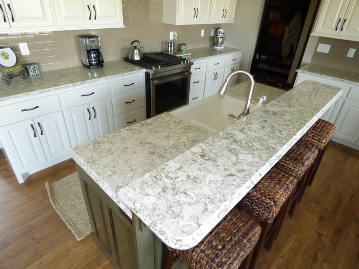 Stone Center Helps Customers In A New Home By Removing Granite And  Replacing It With Cambria Quartz Countertops. Non Porous And Virtually  Maintenance Free.