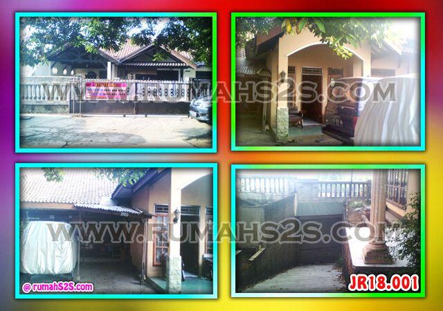 DIJUAL Rumah Tanah Merdeka Kampung Rambutan - JR18.001  Dijual rumah asri dan nyaman di daerah Tanah Merdeka, Kampung Rambutan. Halaman depan luas bisa muat 4 mobil. Lingkungan aman. Rumah cocok untuk tempat tinggal bagi keluarga besar.  Dapatkan segera penawaran menarik ini! K.Tidur 4+1 K.Mandi 2 Jual Rp. 4,3 M Luas Tanah / Bangunan  430 m2/200 m2 Hub: Metania 08118609351 or Arini 08118503173  www.Rumahs2s.com