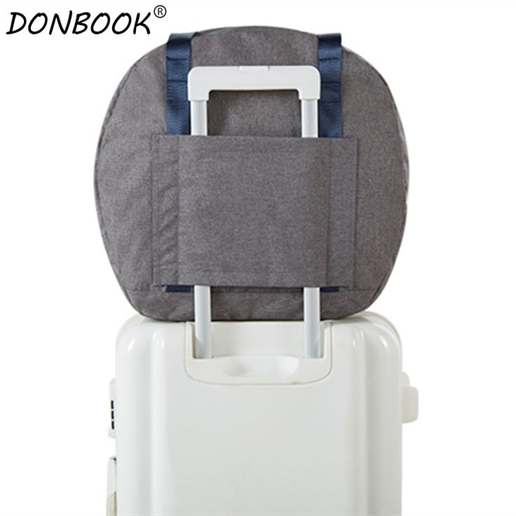 Donbook Shoulder Large Storage Bags for Travelling Unisex Handy Luggage Bag Organizer A14-4-002 #Affiliate