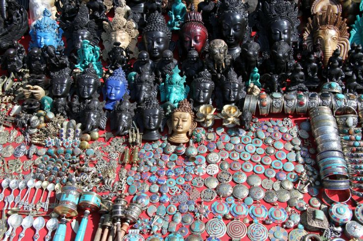 The exotic land of #Nepal has lots in store for shoppers. In #Kathmandu, visit Basantapur Square filled with street stalls that sell Tibetan goods and other handicrafts. Pick up some really nice Thanka paintings in Bhaktapur, woodcarvings and pottery in Patan and metal statues at Jawlakhel.  #Travel #CnK