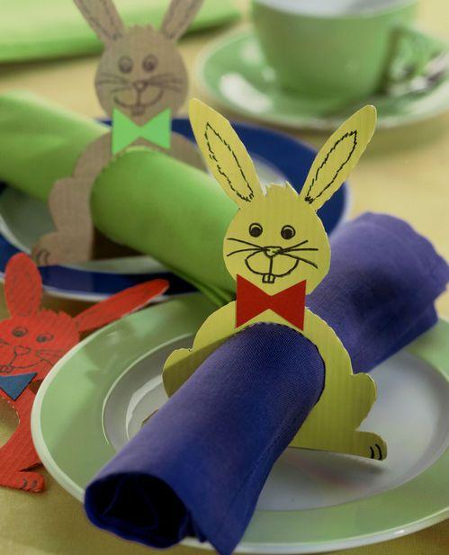 6 idei simpatice pentru decoraţiuni de Paşte homemade
