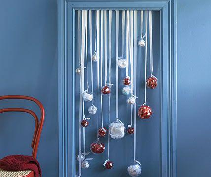 Geschenke in Plexiglaskugeln - Adventskalender basteln 6 - [LIVING AT HOME]