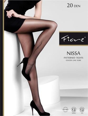 Fiore Nissa fashionable patterned tights http://prettify.ch/fiore-nissa-damenstrumpfhose-mit-muster #tights #women #fashion
