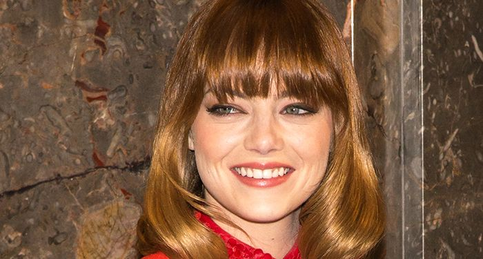 Emma Stone Opens Up About Her Weight Issues