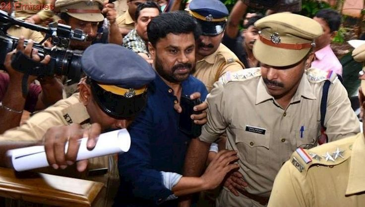 Malayalam actor Dileep gets two-hour leave from jail