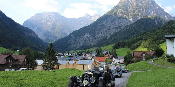 Information about Bludenz - Small historic towns