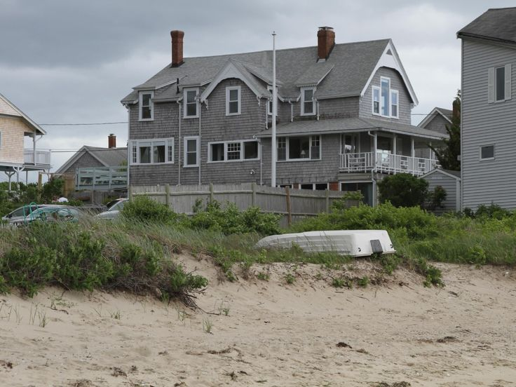 Monument beach cottage rental beautiful waterfront cape cod house with 6 bedrooms and private beach