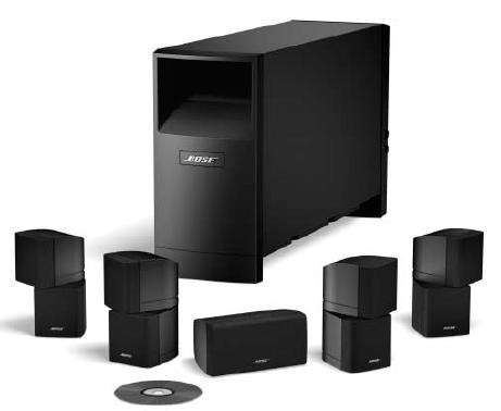 All Bose products.