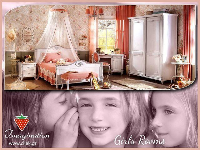 Παιδικά δωμάτια για κορίτσια Μοναδικές προτάσεις για όλες τις ηλικίες των παιδιών. Τα όνειρα ζωντανεύουν μέσα από το δικό σου δωμάτιο. Δείτε όλα τα δωμάτια στο www.cilek.gr Επικοινωνία μαζί μας στο 2104953698 #cilekgreece
