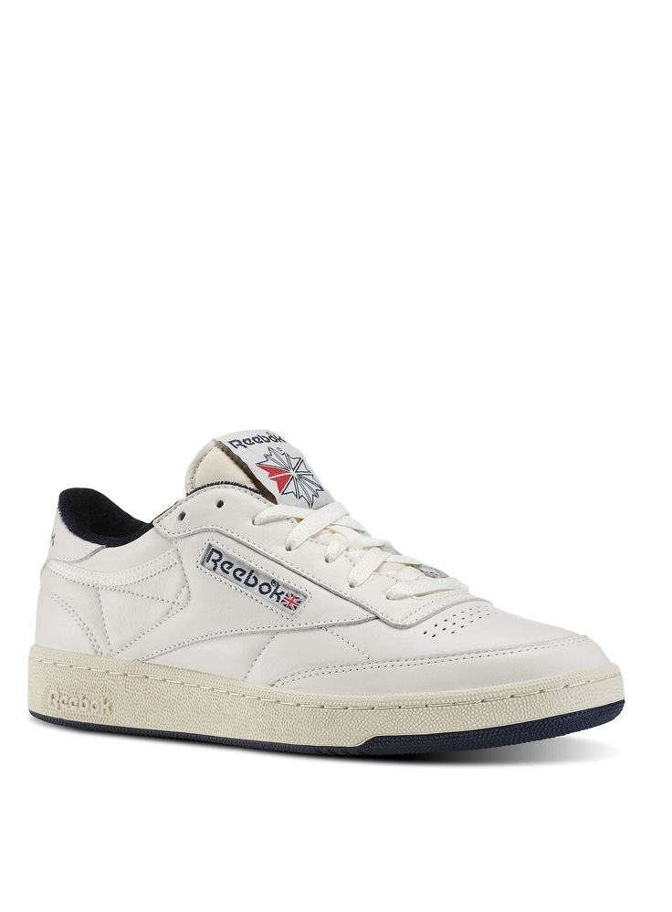 reebok club c tennis shoes for men