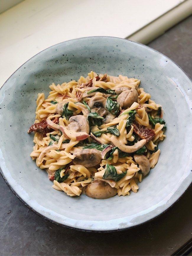 Foodforfools Italienska Recept Vegetariska Middagar Middagar