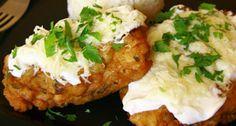 Ugyan a borzaska nem szárnyas húsból, hanem rövidkarajból készül eredetileg, azonban igen ízletes a csirkemell, vagy pulykamell változat! Ha ezt elkészítik, vendégeik biztosan oda lesznek a gyönyörtől!