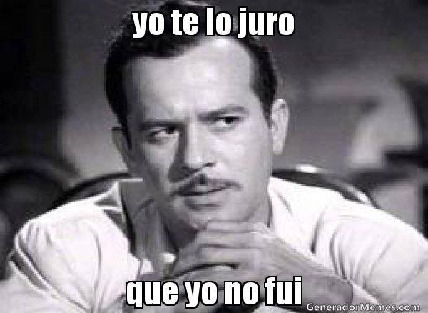 Humor mexicano, Pedro Infante