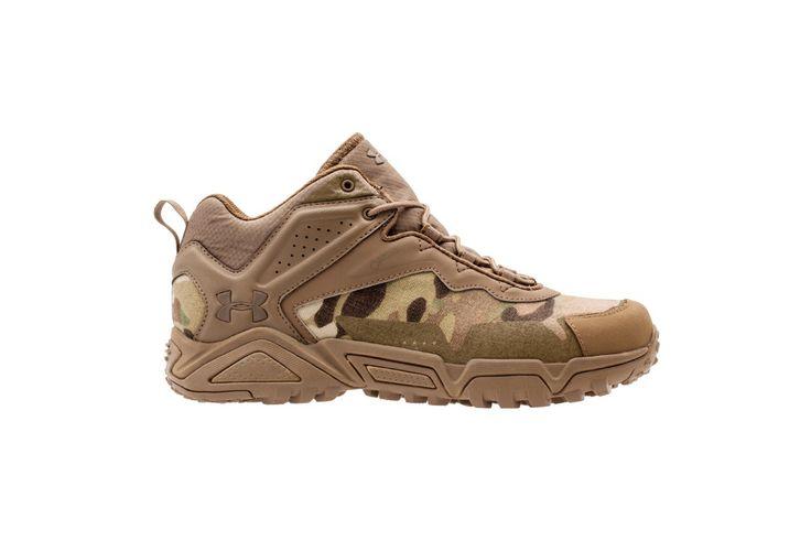 Under armor multicam shoes
