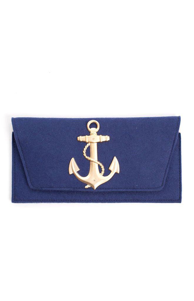 Anchor clutch