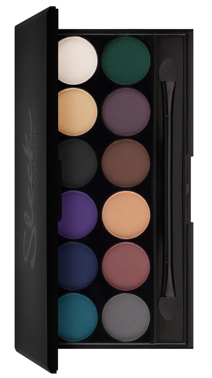 WANT - Sleek Makeup Ultra Mattes i-Divine palette in V2 Darks