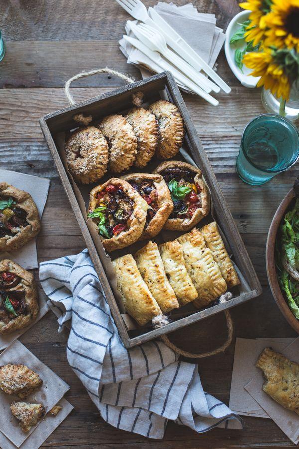 The Bojon Gourmet: Eggplant Parmesan Hand Pies {gluten-free}