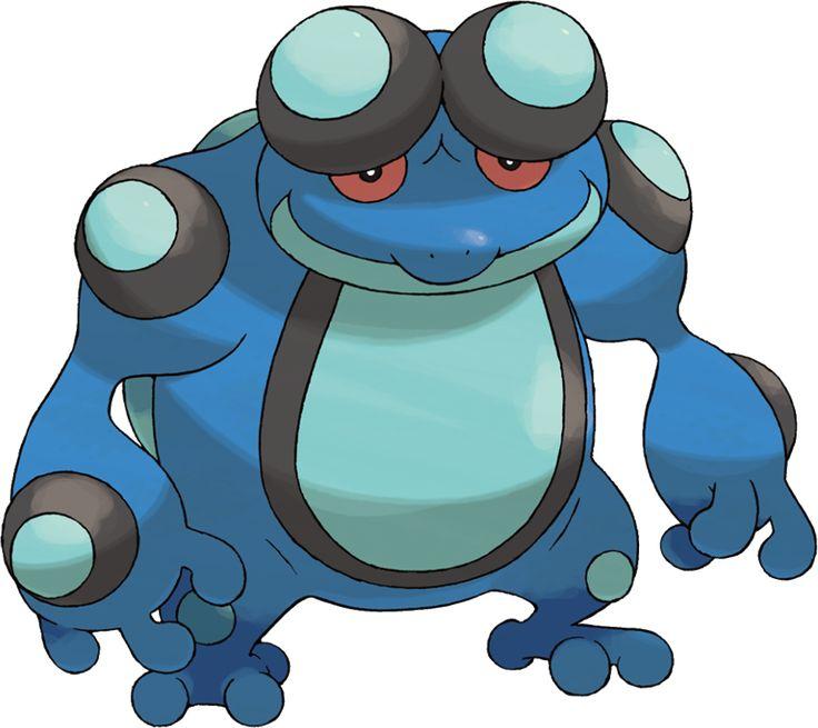 ID: 537 Pokémon Seismitoad www.pokemonpets.com - Online ...