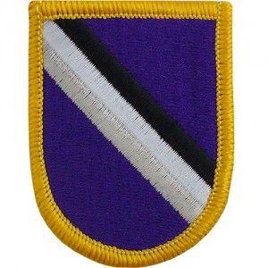 95th Civil Affairs Brigade Beret Flash Go Airborne!       <3 my Soldier