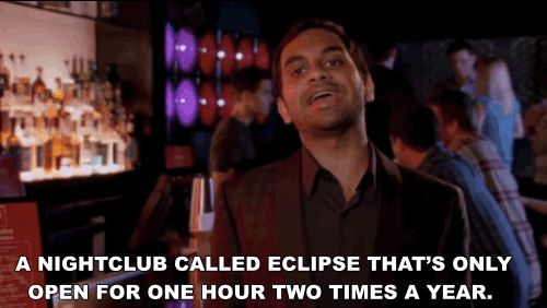 """Aziz Ansari's Character On """"Parks And Rec"""" Has Some Of The Best Business Ideas Of All Time"""