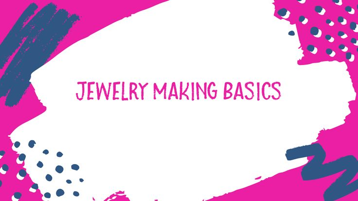 In this free mini video course, you'll build a foundation to start making be…   – DIY Jewellery