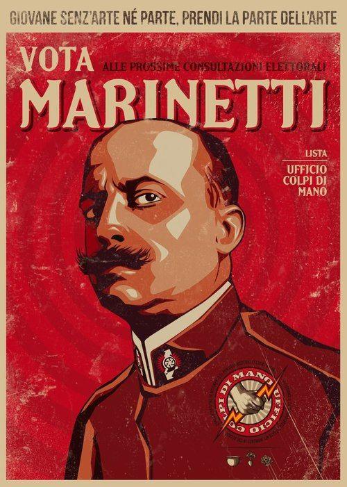 Marinetti - vota!