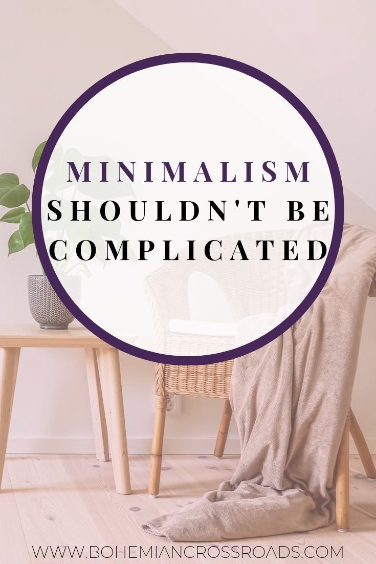 How To Simplify A Minimalist Survival Guide Minimalist