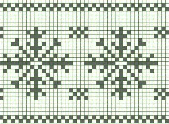 Stjerne mønster