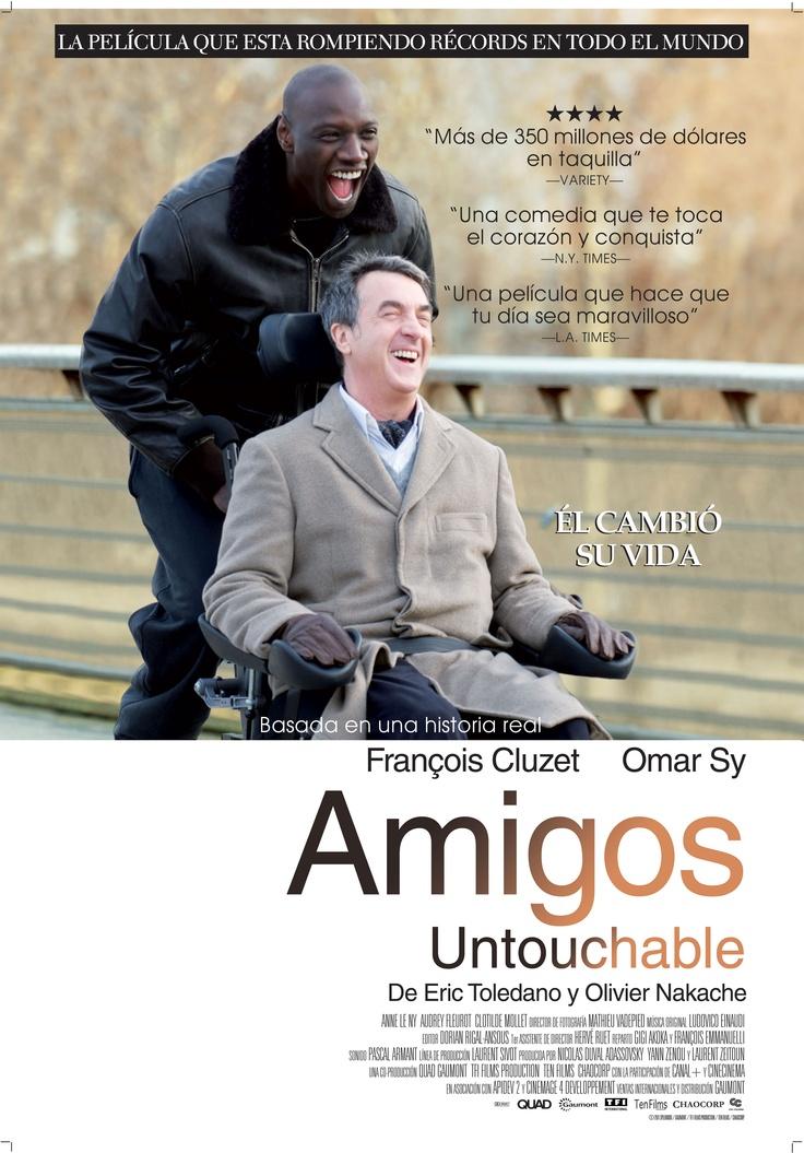 Amigos | Untouchables  Director: Olivier Nakache, Eric Toledano