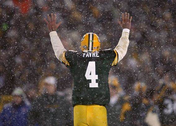 The Green Bay Packers are set to retire the number four jersey worn by Brett Favre within two-years