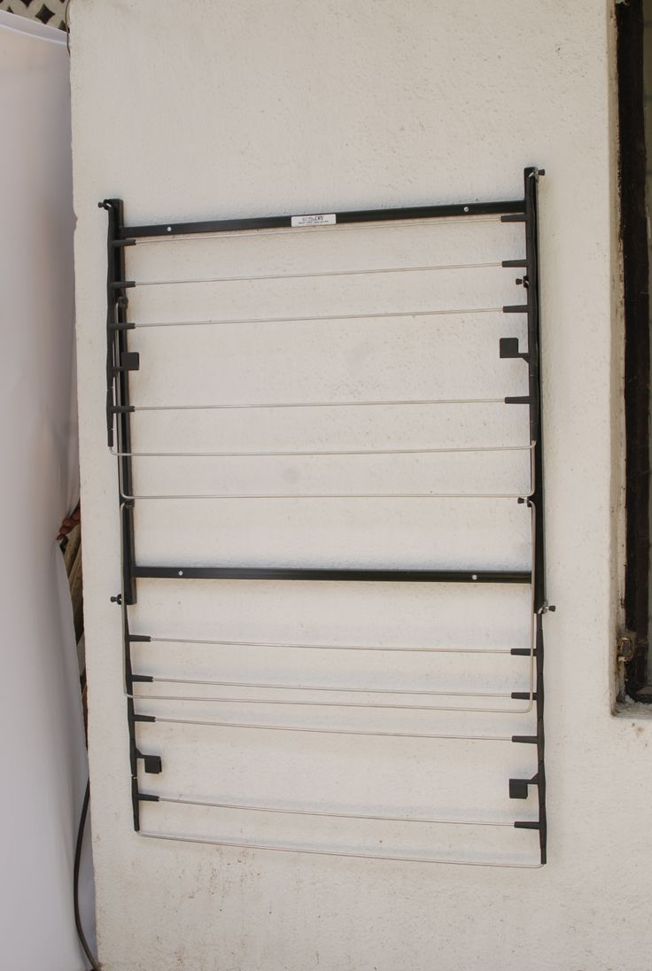 Hang Clothes On Wall 61 best wall mounted clothes rack/stand images on pinterest