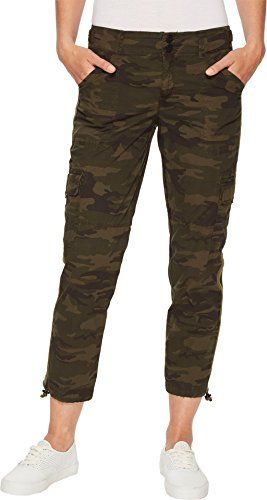 83ebf814d8aa6 Sanctuary Clothing Sanctuary Womens Terrain Crop Pants