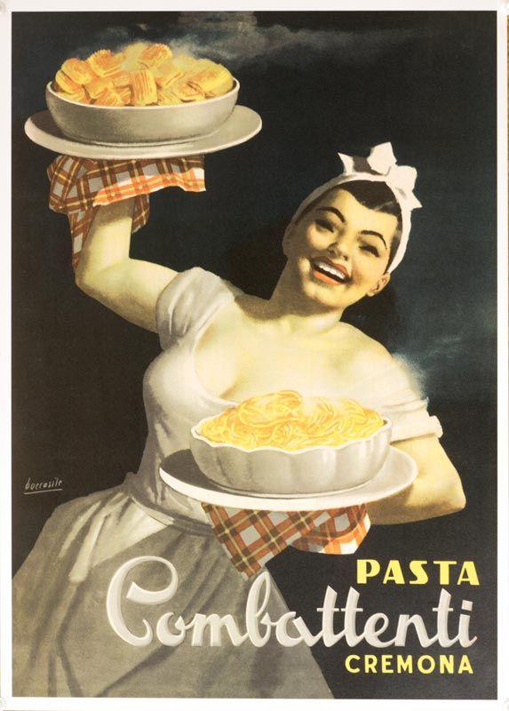 Vintage Boccasile Poster Classics Francia, Gino Boccasile Poster