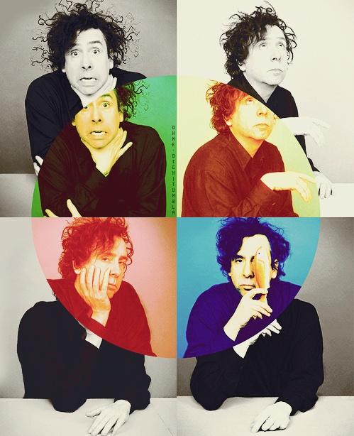 ohne-dich:    Favourite Photoshoot Tim Burton asked by jktrowling