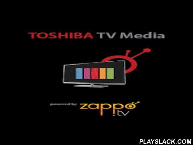 Toshiba TV Media Player  Android App - playslack.com ,  Just purchased a new Toshiba Smart TV or already have one at home? Well, with this app you can unleash the power of your Toshiba TV.Simply download this app and access additional content, currently not available on the Toshiba TV itself as you use your Android phone to control your Toshiba TV over Wi-Fi.Enjoy millions of videos, images, and songs anywhere and share them with your friends. Easily search and find interesting content from…