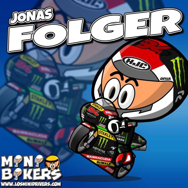MiniDrivers (@OfficialMinis) | Twitter  Jonas Folger