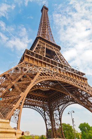 Descargar - Torre Eiffel, París, Francia — Imagen de stock #5907386